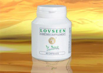 Lovseen הגברת הערנות מגביר את החשק המיני