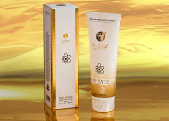Solaris Body Lotion חידוש התאים ושיקום העור