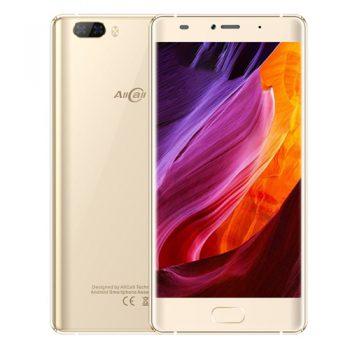 סלולארי חכם 4G מסך 5.5 דאבל סים 3 מצלמות צבע זהב