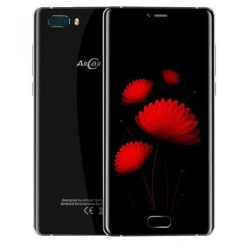 סלולארי חכם 4G מסך 5.5 דאבל סים 3 מצלמות צבע שחור