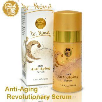 דר נונה Anti-Aging Serum להצערת העור